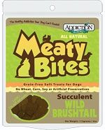 Addiction Meaty Bites Bushtail Dog Treats- Grain Free
