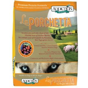 Addiction La Porchetta Dry Dog Food