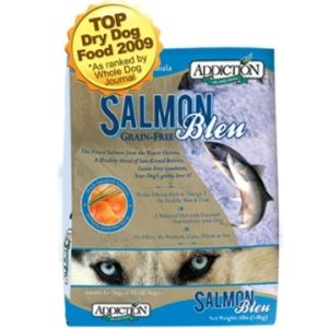 Addiction Salmon Bleu Adult Dry Dog Food- Grain Free