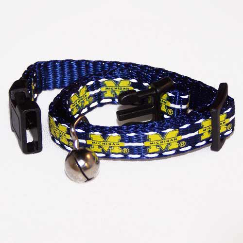 Collegiate Cat Collar