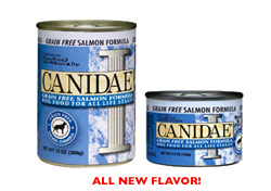 Canidae Salmon GRAIN FREE Canned Dog Food (Case of 12)