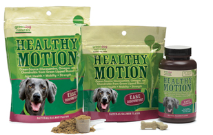 Green Dog Naturals Healthy Motion Chewables
