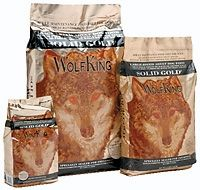 Solid Gold Wolf King Large Breed Dry Dog Food