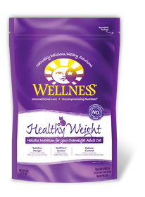 Wellness Healthy Weight Dry Cat Food