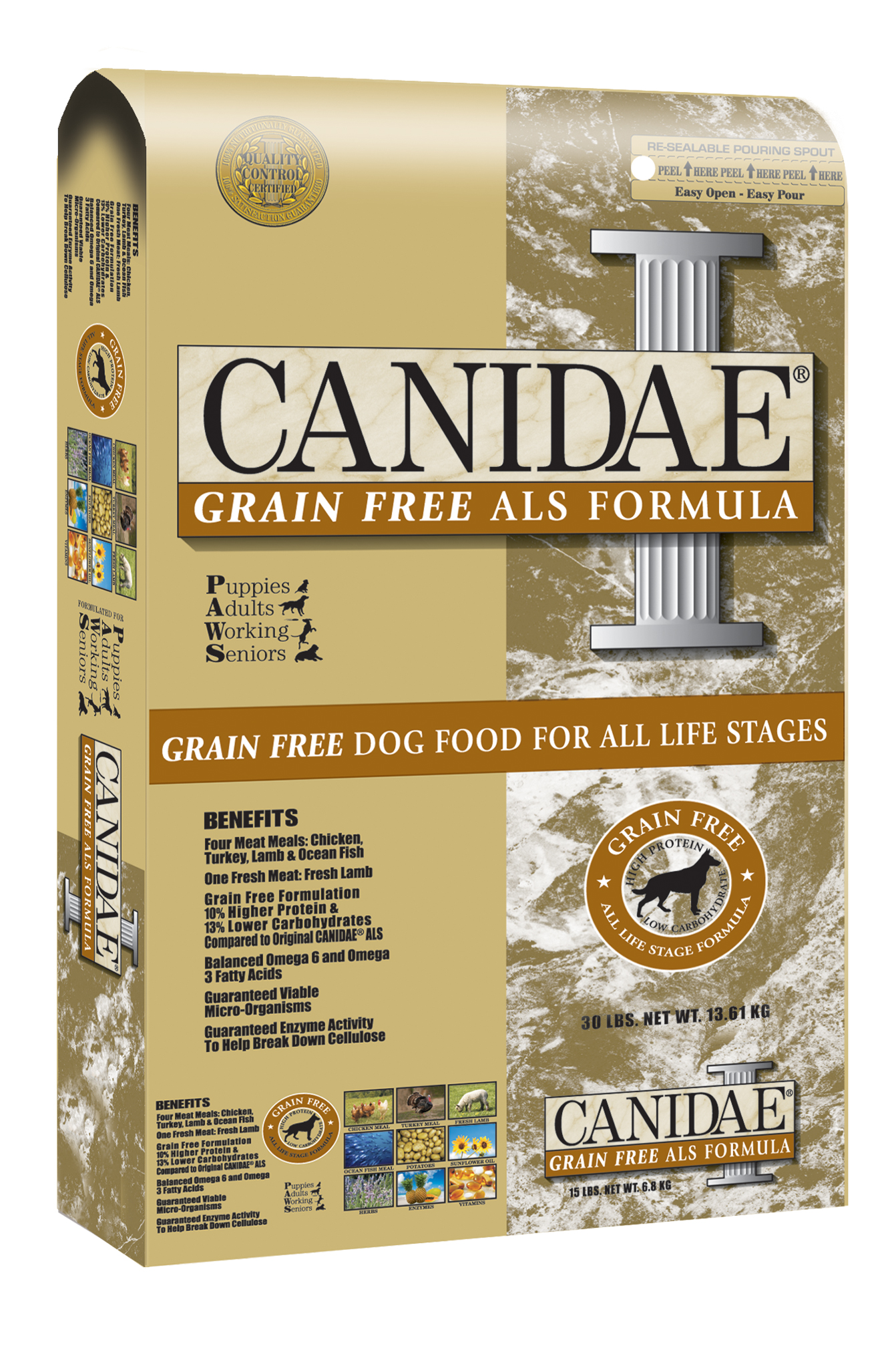 Organic Grain Free Dog Food Food